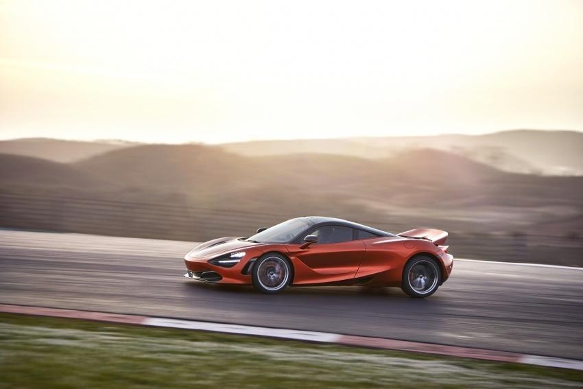 McLaren 720S – model generasi kedua Super Series; 0-100 km/j dalam 2.9 saat, laju maksimum 341km/j Image #626762