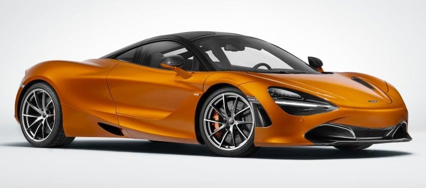 McLaren 720S – second-gen Super Series model debuts in Geneva; 0-100 km/h in 2.9s; 341 km/h Image #626403