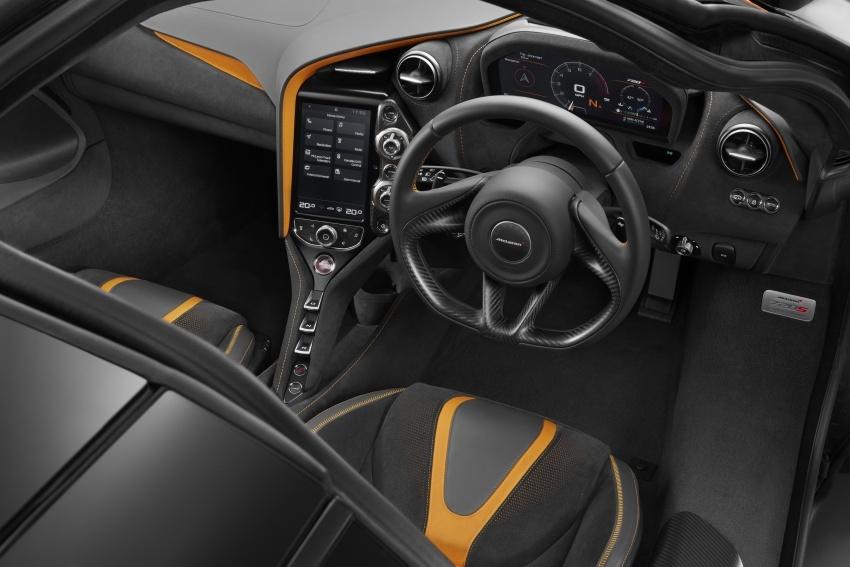 McLaren 720S – model generasi kedua Super Series; 0-100 km/j dalam 2.9 saat, laju maksimum 341km/j Image #626761