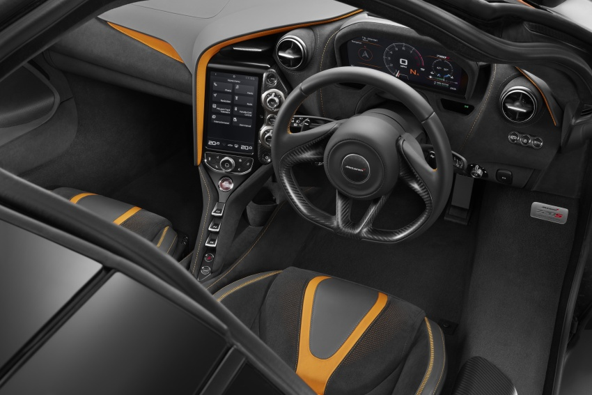 McLaren 720S – second-gen Super Series model debuts in Geneva; 0-100 km/h in 2.9s; 341 km/h Image #626406