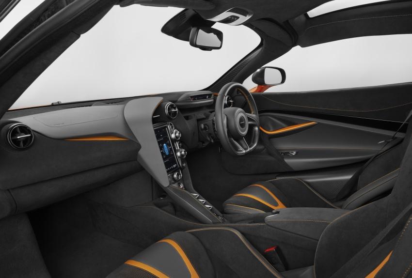 McLaren 720S – second-gen Super Series model debuts in Geneva; 0-100 km/h in 2.9s; 341 km/h Image #626407