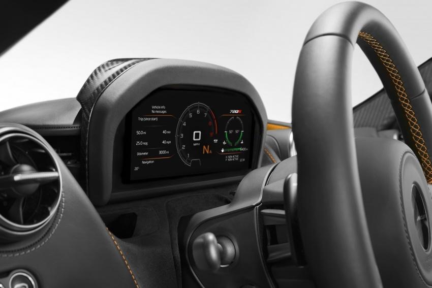 McLaren 720S – model generasi kedua Super Series; 0-100 km/j dalam 2.9 saat, laju maksimum 341km/j Image #626758