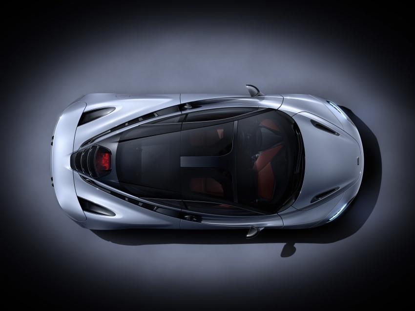 McLaren 720S – model generasi kedua Super Series; 0-100 km/j dalam 2.9 saat, laju maksimum 341km/j Image #626777