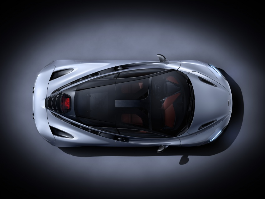 McLaren 720S – second-gen Super Series model debuts in Geneva; 0-100 km/h in 2.9s; 341 km/h Image #626377