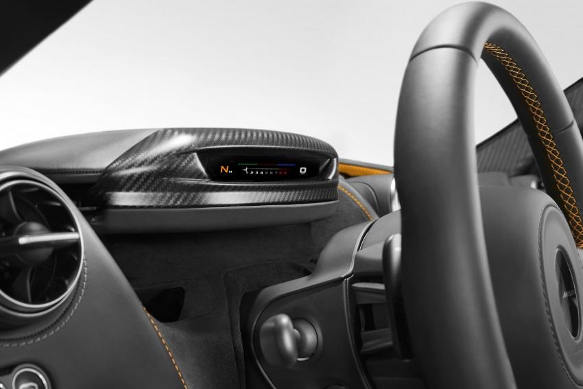 McLaren 720S – second-gen Super Series model debuts in Geneva; 0-100 km/h in 2.9s; 341 km/h Image #626411