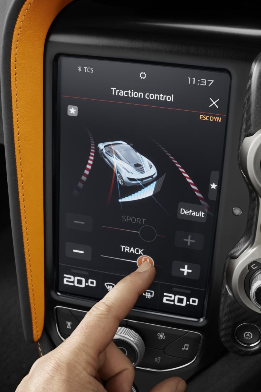 McLaren 720S – second-gen Super Series model debuts in Geneva; 0-100 km/h in 2.9s; 341 km/h Image #626412