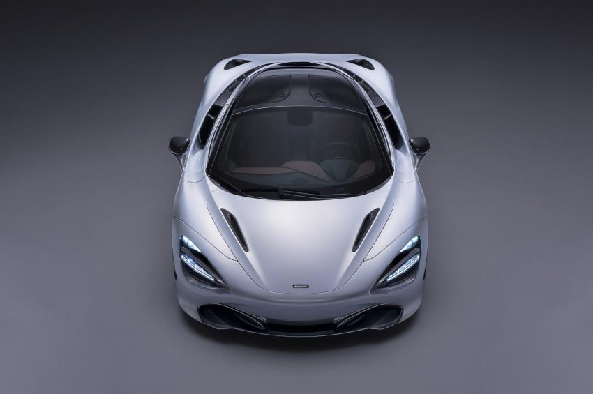 McLaren 720S – model generasi kedua Super Series; 0-100 km/j dalam 2.9 saat, laju maksimum 341km/j Image #626776