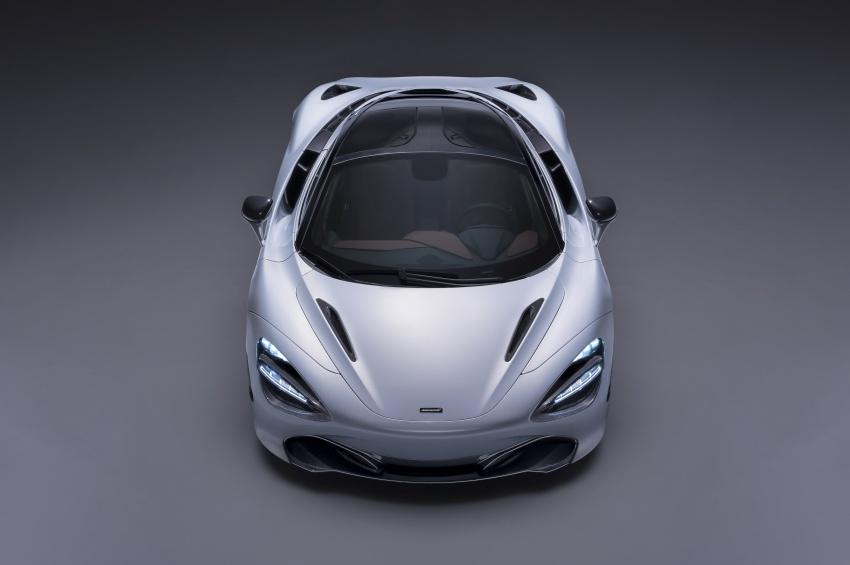 McLaren 720S – second-gen Super Series model debuts in Geneva; 0-100 km/h in 2.9s; 341 km/h Image #626379