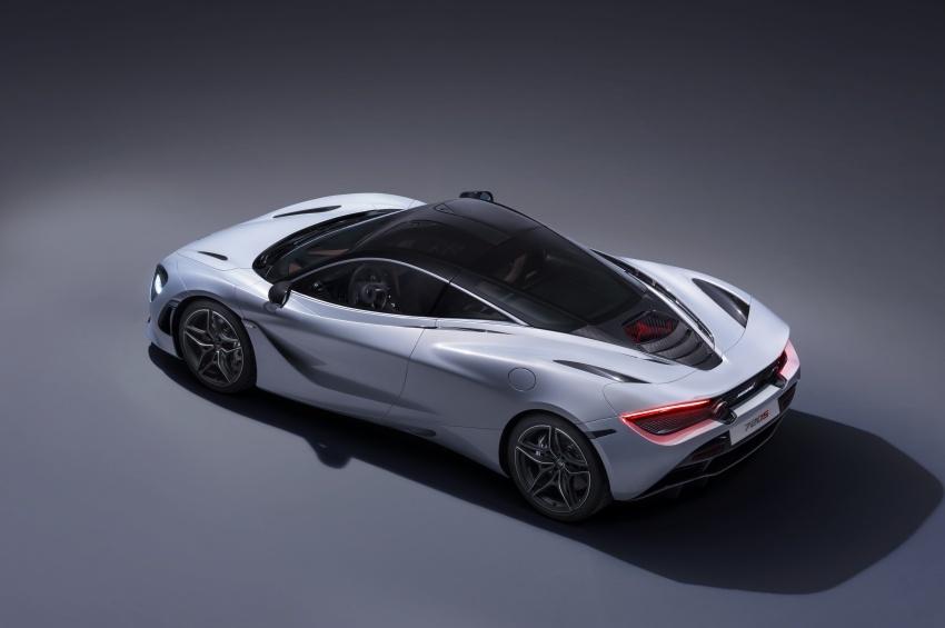 McLaren 720S – model generasi kedua Super Series; 0-100 km/j dalam 2.9 saat, laju maksimum 341km/j Image #626778