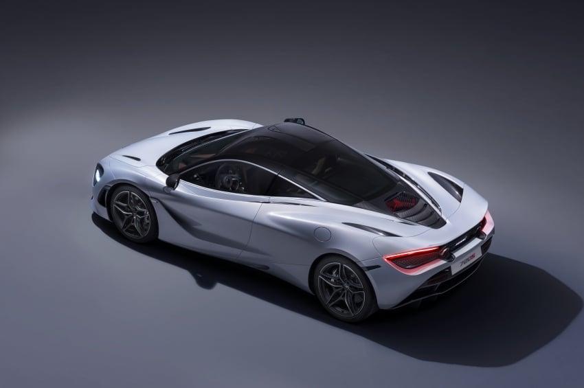 McLaren 720S – second-gen Super Series model debuts in Geneva; 0-100 km/h in 2.9s; 341 km/h Image #626380