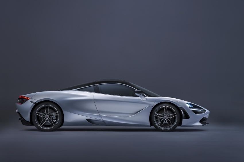 McLaren 720S – model generasi kedua Super Series; 0-100 km/j dalam 2.9 saat, laju maksimum 341km/j Image #626779