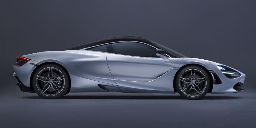McLaren 720S – second-gen Super Series model debuts in Geneva; 0-100 km/h in 2.9s; 341 km/h Image #626381