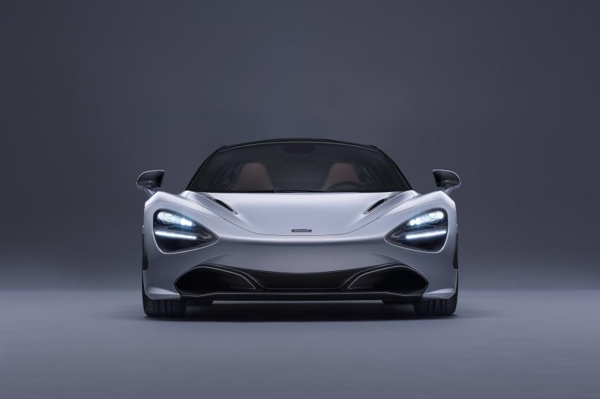 McLaren 720S – model generasi kedua Super Series; 0-100 km/j dalam 2.9 saat, laju maksimum 341km/j Image #626775