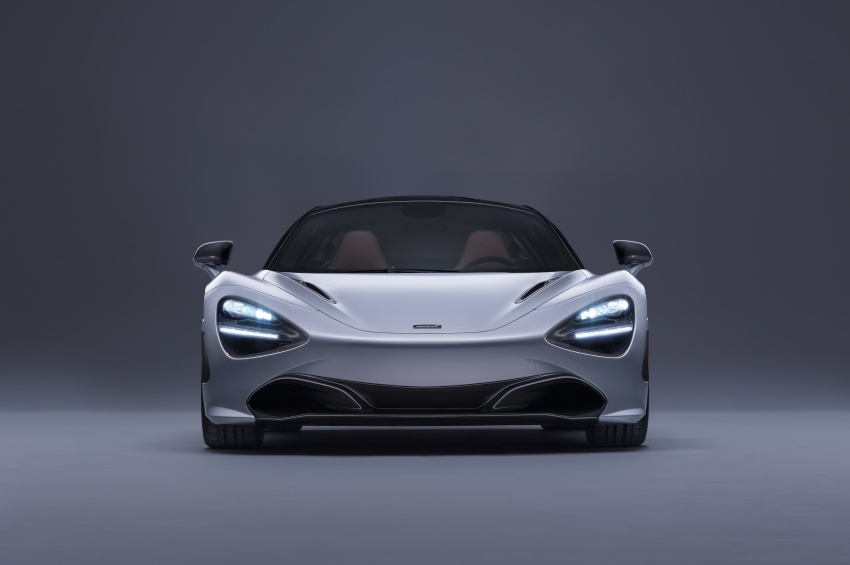 McLaren 720S – second-gen Super Series model debuts in Geneva; 0-100 km/h in 2.9s; 341 km/h Image #626382