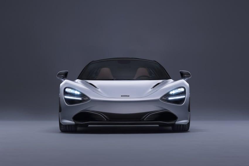 McLaren 720S – second-gen Super Series model debuts in Geneva; 0-100 km/h in 2.9s; 341 km/h Image #626382
