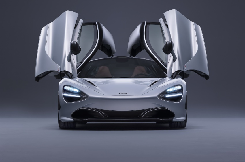 McLaren 720S – second-gen Super Series model debuts in Geneva; 0-100 km/h in 2.9s; 341 km/h Image #626383