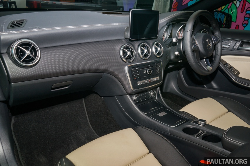 Mercedes-Benz A200 Activity Edition: 30 only, RM206k Image #628430