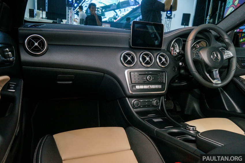 Mercedes-Benz A200 Activity Edition: 30 only, RM206k Image #628432