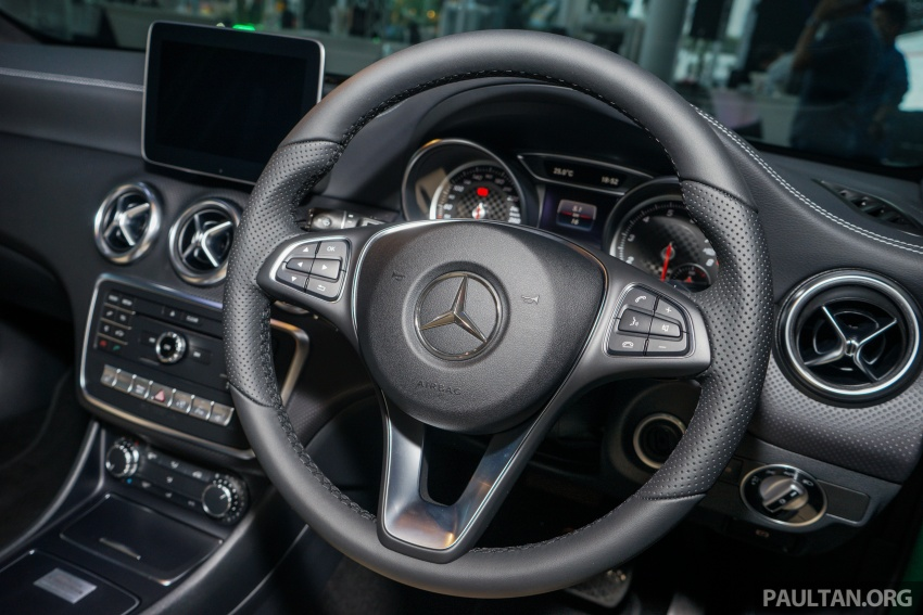 Mercedes-Benz A200 Activity Edition: 30 only, RM206k Image #628435
