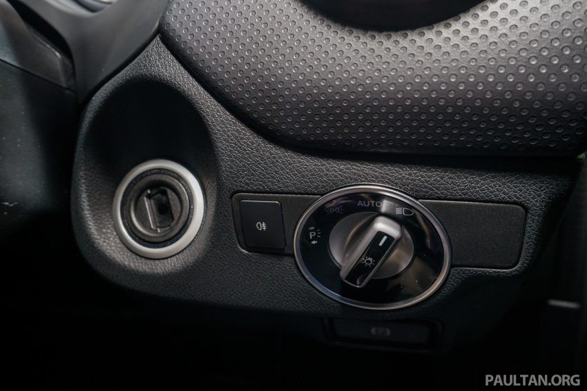 Mercedes-Benz A200 Activity Edition: 30 only, RM206k Image #628448