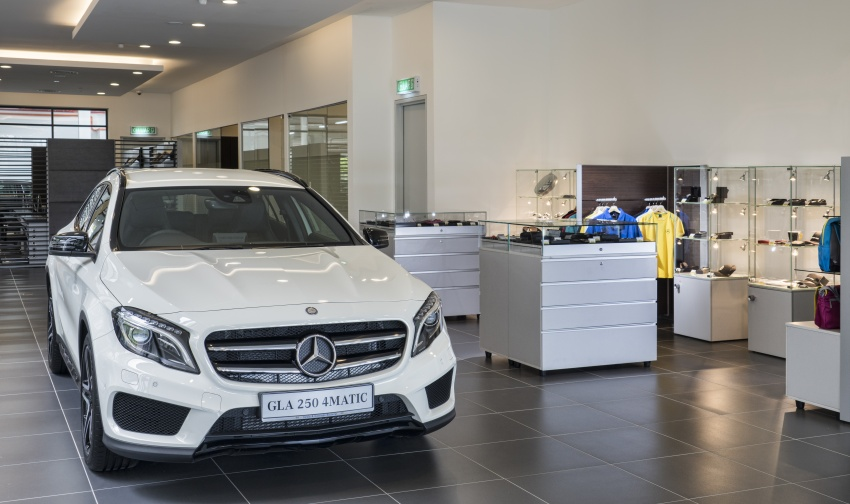 Mercedes-Benz Malaysia together with Cycle & Carriage Bintang launches new Cheras Autohaus Image #624641
