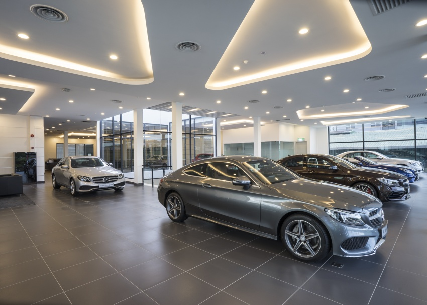 Mercedes-Benz Malaysia together with Cycle & Carriage Bintang launches new Cheras Autohaus Image #624645