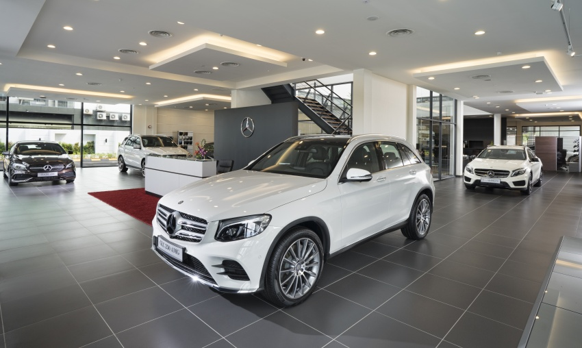 Mercedes-Benz Malaysia together with Cycle & Carriage Bintang launches new Cheras Autohaus Image #624648