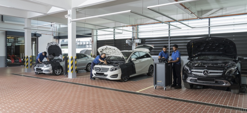 Mercedes-Benz Malaysia together with Cycle & Carriage Bintang launches new Cheras Autohaus Image #624651