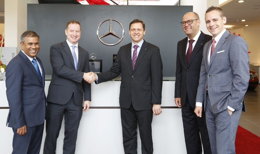 Mercedes-Benz Malaysia together with Cycle & Carriage Bintang launches new Cheras Autohaus Image #624653