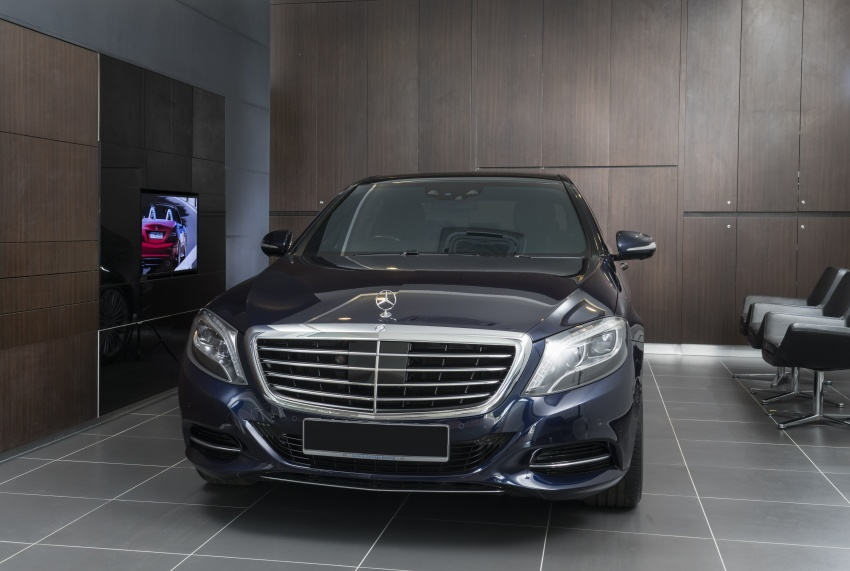 Mercedes-Benz Malaysia together with Cycle & Carriage Bintang launches new Cheras Autohaus Image #624632