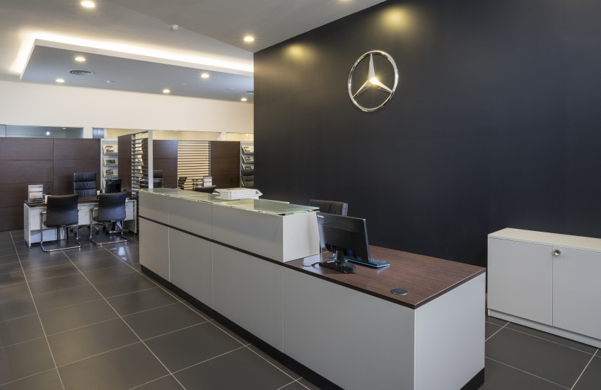Mercedes-Benz Malaysia together with Cycle & Carriage Bintang launches new Cheras Autohaus Image #624633