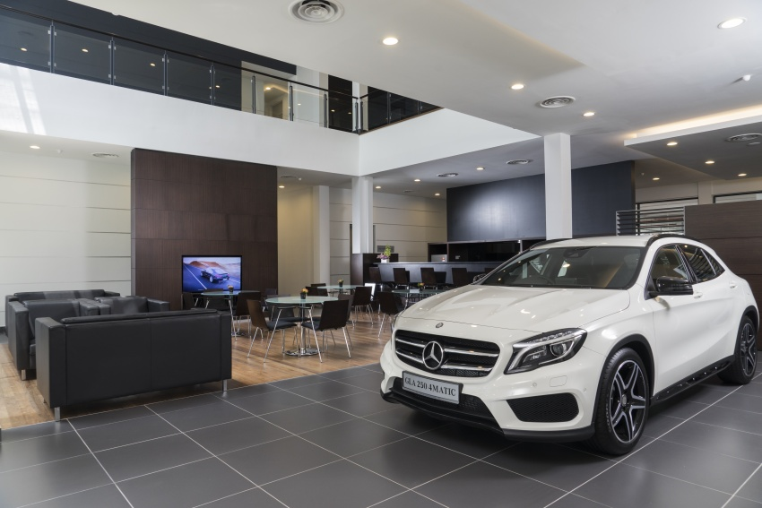 Mercedes-Benz Malaysia together with Cycle & Carriage Bintang launches new Cheras Autohaus Image #624635