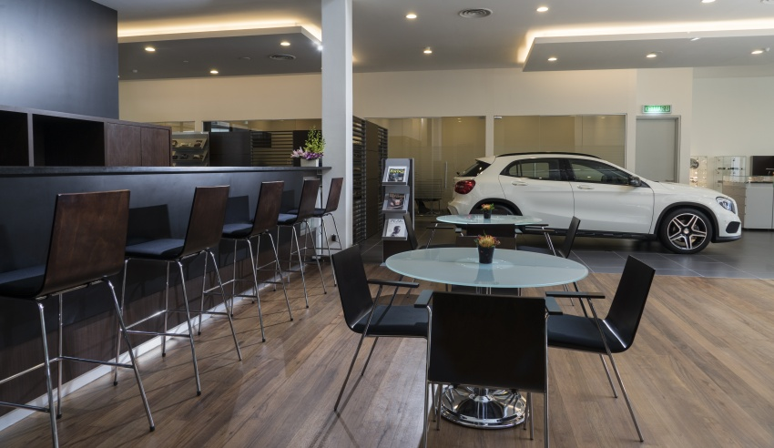 Mercedes-Benz Malaysia together with Cycle & Carriage Bintang launches new Cheras Autohaus Image #624636
