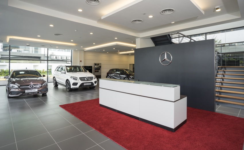 Mercedes-Benz Malaysia together with Cycle & Carriage Bintang launches new Cheras Autohaus Image #624637