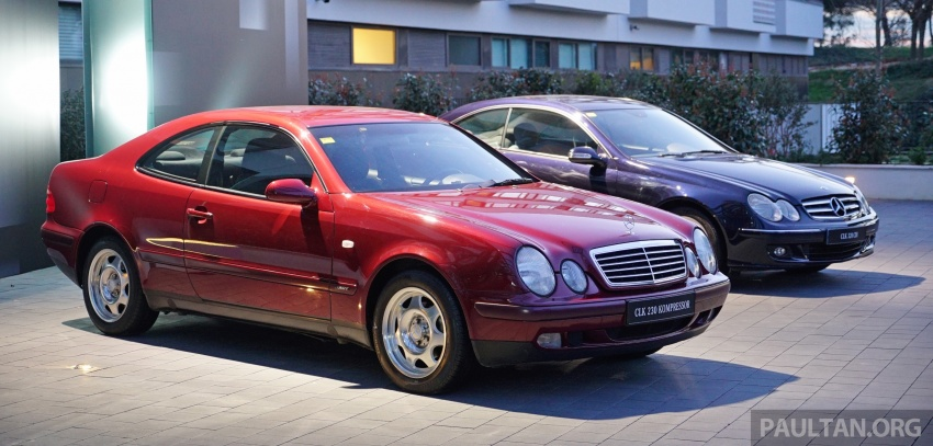 GALLERY: Mercedes-Benz E-Class Coupe through the years – W114, C123, C124, C208, C209, C207 and C238 Image #628077