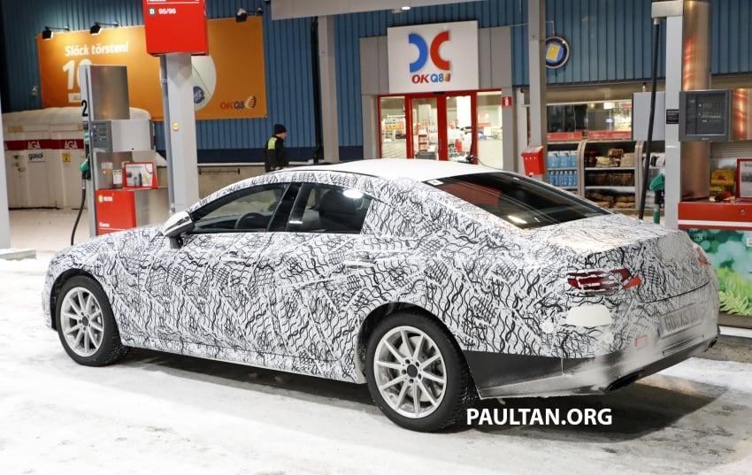 SPIED: Next-gen Mercedes-Benz CLS – interior seen Image #627517