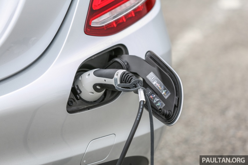 DRIVEN: W205 Mercedes-Benz C350e plug-in hybrid – going it clean and green in this electric machine Image #631925