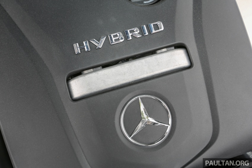 DRIVEN: W205 Mercedes-Benz C350e plug-in hybrid – going it clean and green in this electric machine Image #631920