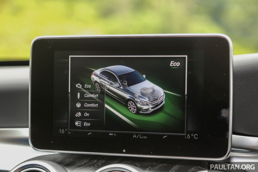 DRIVEN: W205 Mercedes-Benz C350e plug-in hybrid – going it clean and green in this electric machine Image #631880