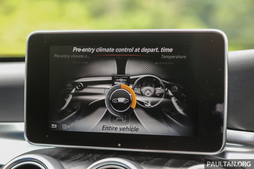 DRIVEN: W205 Mercedes-Benz C350e plug-in hybrid – going it clean and green in this electric machine Image #631892