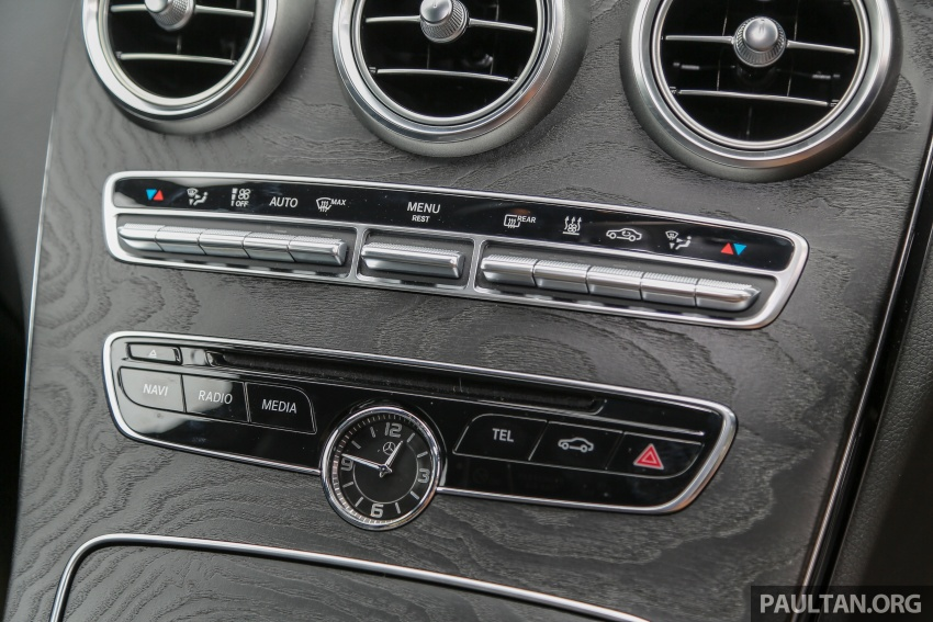 DRIVEN: W205 Mercedes-Benz C350e plug-in hybrid – going it clean and green in this electric machine Image #631894