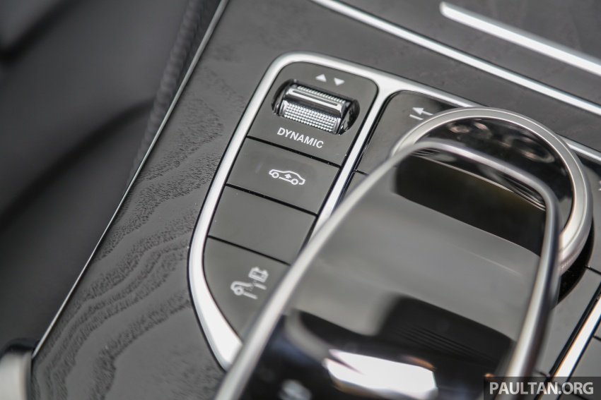 DRIVEN: W205 Mercedes-Benz C350e plug-in hybrid – going it clean and green in this electric machine Image #631896