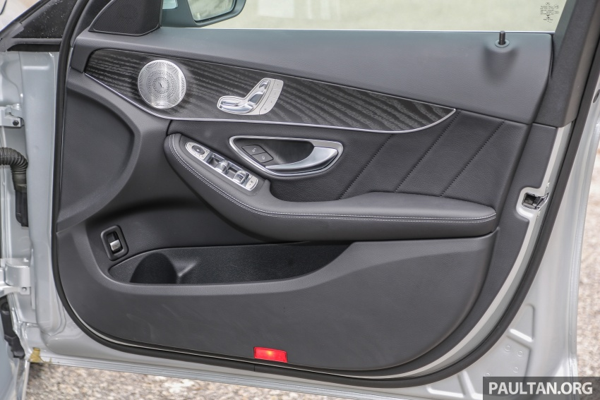 DRIVEN: W205 Mercedes-Benz C350e plug-in hybrid – going it clean and green in this electric machine Image #631902