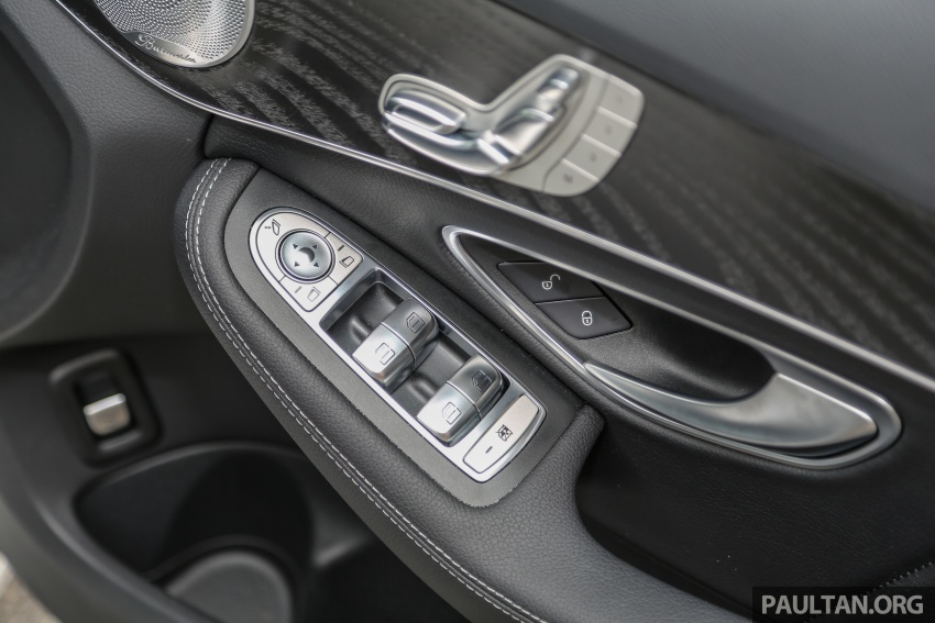 DRIVEN: W205 Mercedes-Benz C350e plug-in hybrid – going it clean and green in this electric machine Image #631903