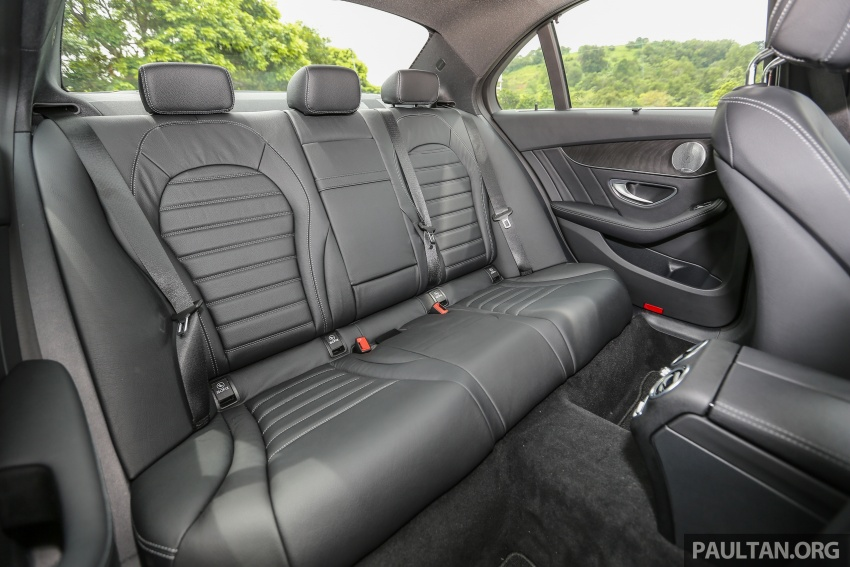 DRIVEN: W205 Mercedes-Benz C350e plug-in hybrid – going it clean and green in this electric machine Image #631916