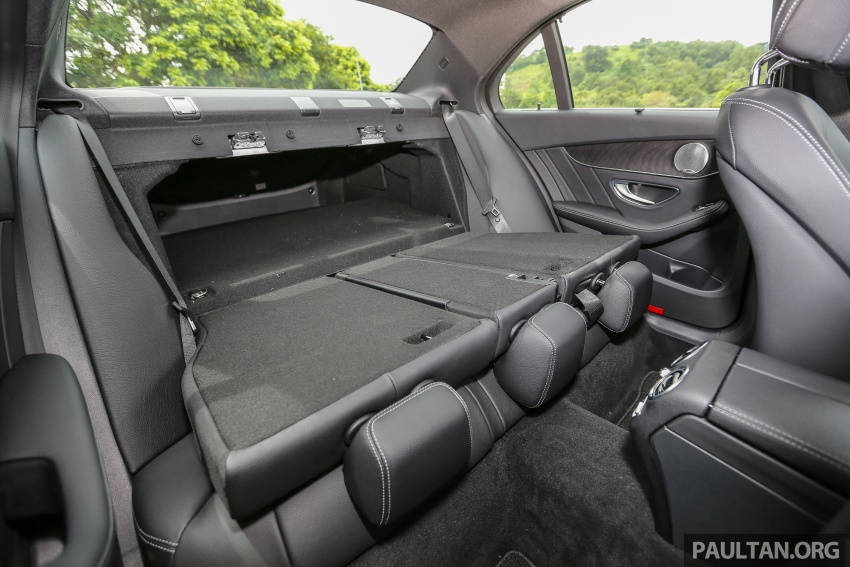 DRIVEN: W205 Mercedes-Benz C350e plug-in hybrid – going it clean and green in this electric machine Image #631917