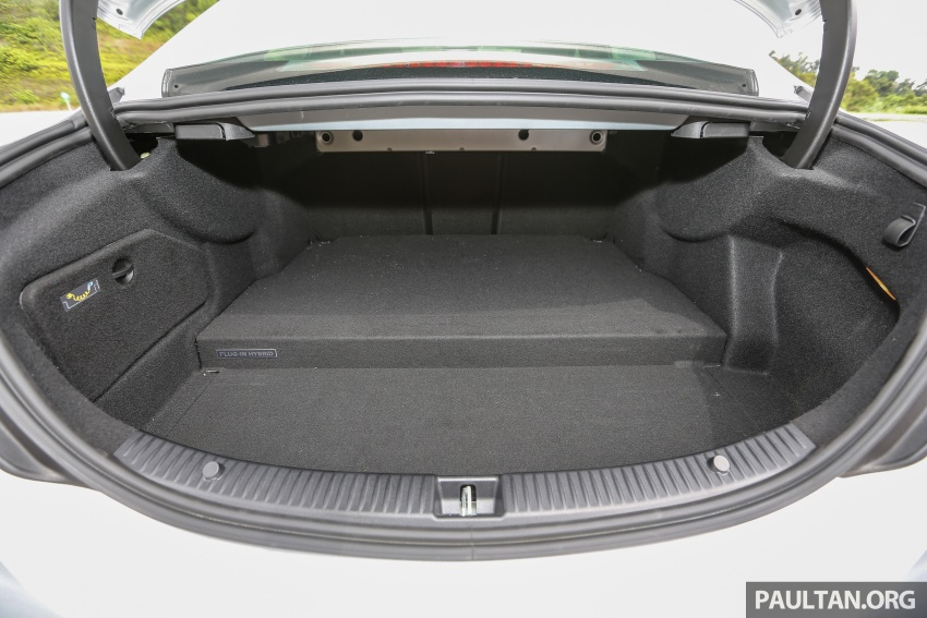 DRIVEN: W205 Mercedes-Benz C350e plug-in hybrid – going it clean and green in this electric machine Image #631857