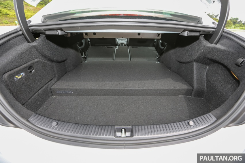 DRIVEN: W205 Mercedes-Benz C350e plug-in hybrid – going it clean and green in this electric machine Image #631858