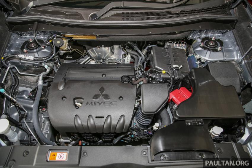 Mitsubishi Motors Malaysia memperkenalkan Outlander 2017 yang dipertingkatkan – RM171k Image #624936
