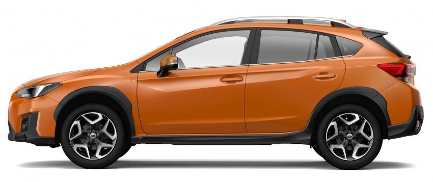 2018 Subaru XV – new looks, better dynamics, safety Image #626124
